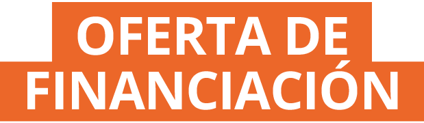 oferta de financiacion